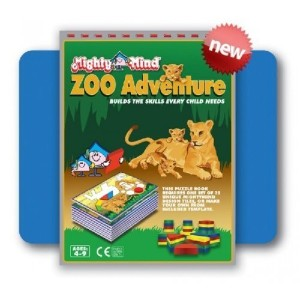 ZOO Adventure Design Book by MightyMind