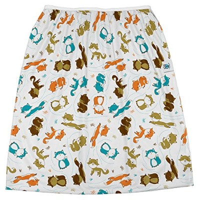 Planet Wise Reusable Diaper Pail Liner, Fox Trot by Planet Wise