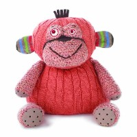 Nat and Jules Plush Toy, Murray The Monkey by Nat and Jules