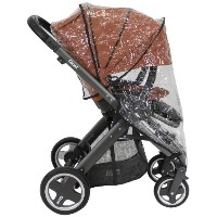 JOOVY Qool Rain Cover, Clear by Joovy