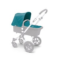 Bugaboo Cameleon? Tailored Fabric Set, Petrol Blue by Bugaboo