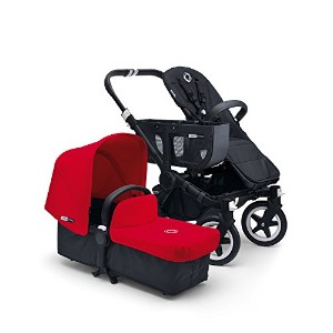 Bugaboo Donkey Tailored Fabric Set, Red by Bugaboo