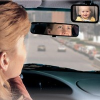 Safety 1st 48919/224 Baby on Board Front or Back Babyview Mirror by Safety 1st