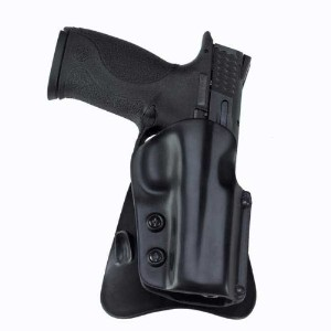 Galco m5Xマトリックスfor Ruger LCP、Keltec p3at、p32(ブラック、右側)