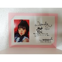 [KPOP] SM TOWN  公式 GOODS -  Red Velvet WENDY Birthday Event Limited Postcard