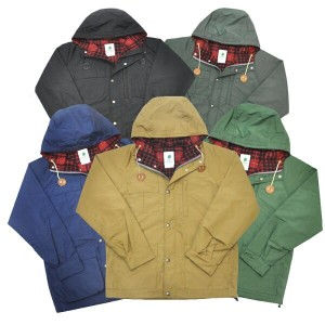 【5 COLORS】SIERRA DESIGNS(シェラデザイン) 【MADE IN USA】 60/40 MOUNTAIN SHORT PARKA(アメリカ製 マウンテンショートパーカ)...