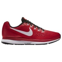 (取寄)Nike ナイキ メンズ エア ズーム ペガサス 34 Nike Men's Air Zoom Pegasus 34 University Red White Black