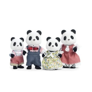 Calico Critters Wilder Panda Bear Family by Calico Critters