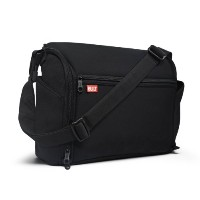 Built The Station Convertible Diaper Bag, Black by Built NY