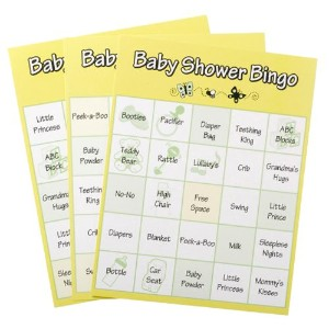Baby Shower Bingo Game, 72 Piece by Darice