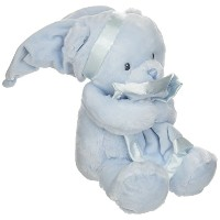 Gund My First Teddy Bear Keywind Musical Stuffed Animal by GUND