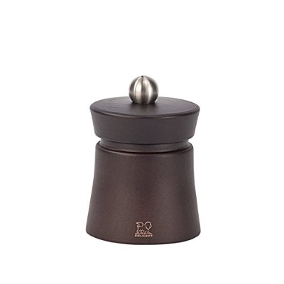 Peugeot 27896 Baya Pepper Mill, 3-Inch, Chocolate [並行輸入品]