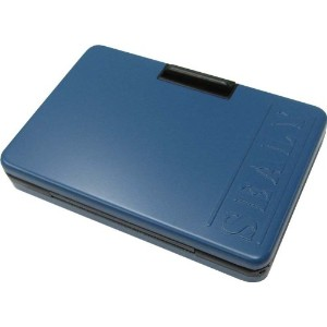HOUSE USE PRODUCTS(ハウスユーズプロダクツ) 携帯灰皿 PORTABLE ASHTRAY SEALY BLUE HFT184 [正規代理店品]