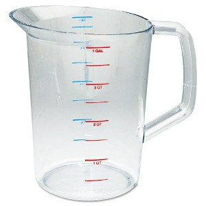 1x Bouncer Measuring Cups