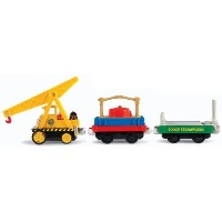 Thomas the Train: Take-N-Play Percy and Kevin to the Rescue [並行輸入品]