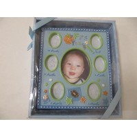Baby My First Year Milestone Photo Frame by Baby Essentials
