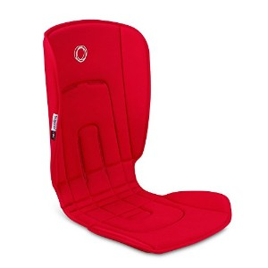 Bugaboo Bee3 Seat Fabric , Red by Bugaboo