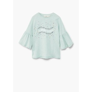 【SALE 30%OFF】Tシャツ .-- MISTIQUE (グリーン)