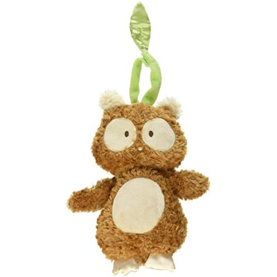 Gund Baby Animated Plush Toy, Hooty Heartbeat (Discontinued by Manufacturer) by Gund Baby