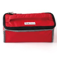 7A.M. ENFANT Lunch Box Red