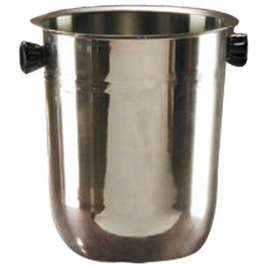 American Metalcraft (CHB32) Stainless Steel Wine Bucket by American Metalcraft