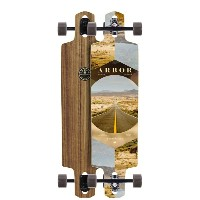 ARBOR SKATEBOARDS [ PHOTO DROPCRUISER or AXIS40 @39960] アーバー スケートボード コンプリート【正規品】 ロングスケート ロンスケ