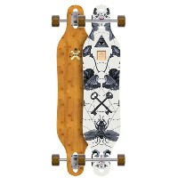 ARBOR SKATEBOARDS [ BAMBOO AXIS40 or ZEPPELIN @39960] アーバー スケートボード コンプリート【正規品】 ロングスケート ロンスケ