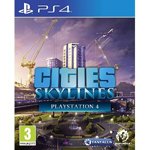 Cities Skylines (PS4)(輸入版)