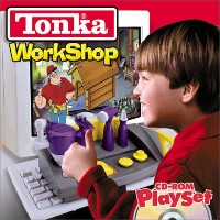 Tonka Workshop Playset (輸入版)