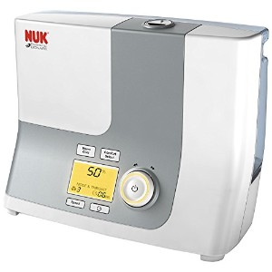 NUK Warm and Cool Mist Ultrasonic Humidifier by NUK