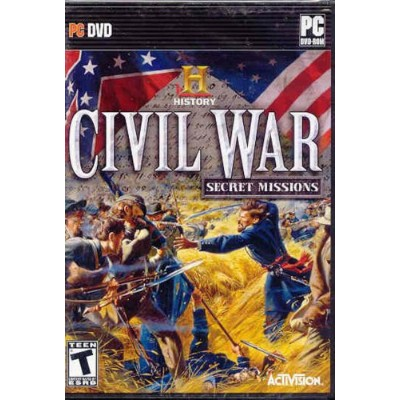 History Channel Civil War: Secret Missions (輸入版)