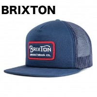 Brixton Grade Mesh Hat Cap Navy/Red キャップ 並行輸入品