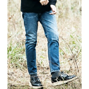 【SEVESKIG(セヴシグ)】PT-SV-NA-1004-VINTAGE 11.5oz SKINNY DENIM PANTS デニムパンツ