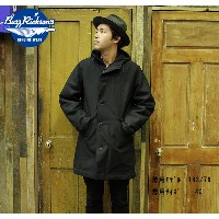 "No.BR13312 BUZZ RICKSON'S バズリクソンズWILLIAM GIBSON COLLECTIN""type BLACK DECK PARKA"""