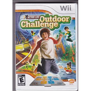 【送料無料】【Wii Active Life Outdoor Challenge [Game only] (輸入版)】 b002bfpe8u