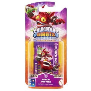 【送料無料】【Skylanders Giants - Giant Character Pack - Punch Pop Fizz (PS3/Xbox 360/Nintendo Wii/Wii U...