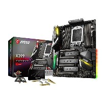 MSI X399 GAMING PRO CARBON AC マザーボード [Ryzen Threadripper対応] MB4090 X399 GAMING PRO CARBON AC