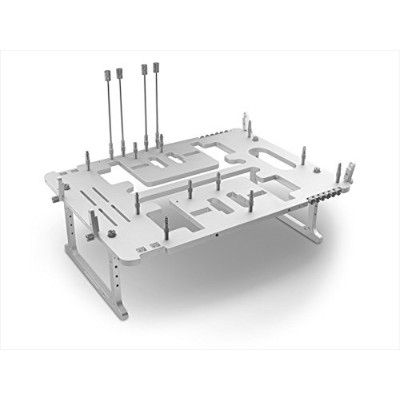 STREACOM BC1 Open Benchtable Silver