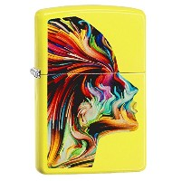 Zippo ジッポー Colorful Head 29083