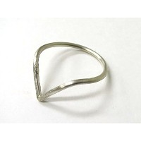 MayleeB Jewelry メイリービージュエリー POINT OF NO RETURN RING リング (18号)