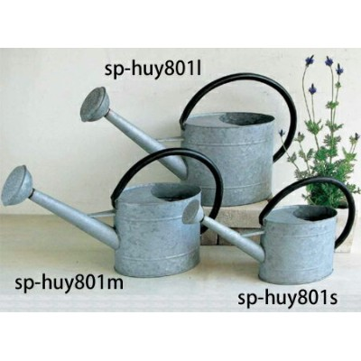 NORMANDIE WATERING CAN 7.4Lジョーロ ガーデニング ガーデン ブリキアンティーク ハンドメイドsp-huy801l