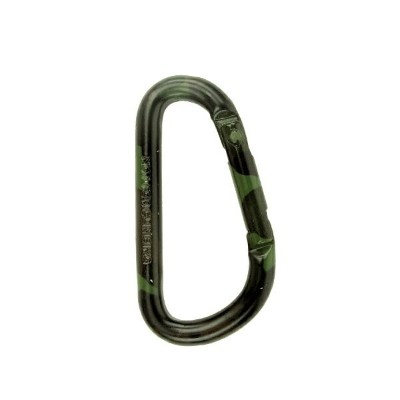 【20%OFF大特価】CAMOFLAGE CARABINER CAMO カラビナ 50mm 【WC】《WIP》 ミリタリー 男性 ギフト プレゼント