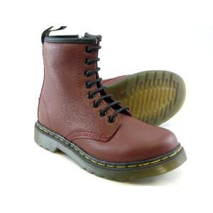 Dr.Martens(ドクターマーチン)KIDS JUNIOR 8 EYE BOOT 15382601 CHERRY RED