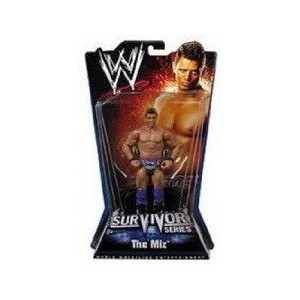 【送料無料】【WWE Survivor Series The Miz Figure】 b003cp0fp0
