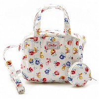 キャスキッドソン(Cath Kidston) KIDS MINI ZIP BAG Soft Grey ca640237 [並行輸入品]