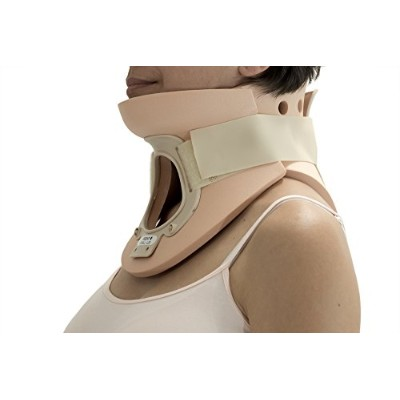 Ita-Med Extra Firm Philadelphia Cervical Collar with Tracheotomy Opening, Adult, X-large by ITA-MED