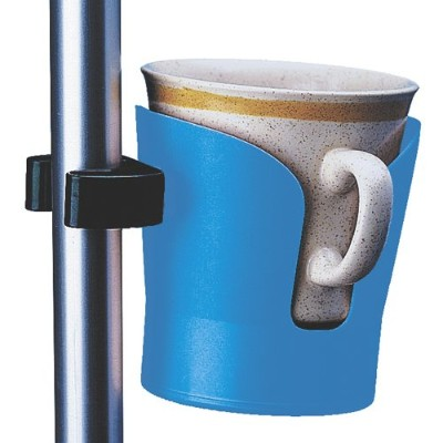 Ableware 745760000 Clip-On Drink Holder by Maddak Inc.