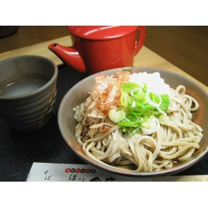 【10%OFFクーポン配布中】【送料無料】今庄そば 越前今庄生そば 16食入り (つゆ付き) 【代引き不可】/お取り寄せ/通販/お土産/ギフト/年越し蕎麦父の日/お歳暮/御歳暮/