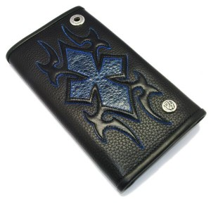 TRAVIS WALKER(トラヴィスワーカー) Tribal Cross Wallet 4W01-05