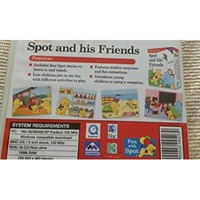 Spot and His Friends (輸入版)